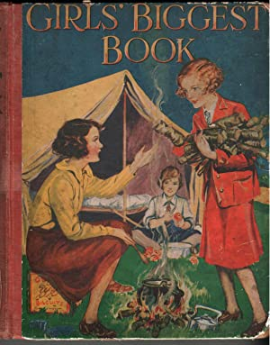 Girls' Biggest Book: Stories by E.