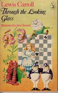 Through the Looking Glass: Carroll, Lewis, Illustrated