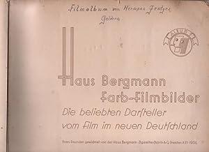 Haus Bergmann Farb - Filmbilder: Bergmann, Haus