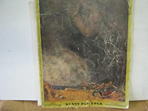 Kunst Dem Volk Wein August/September 1942 Art of the National Monthly for Visual and Performing A...