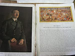 Kunst Dem Volk Wein August/September 1942 Art of the National Monthly for Visual and ...