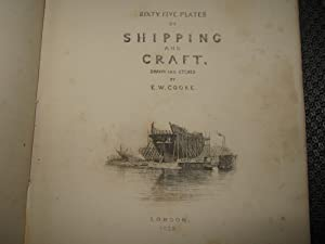 Sixty Five Plates of Shipping and Craft: Cooke, E. W.