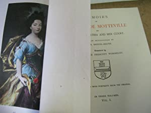 The Versailles Historical Series Memoirs of Madame De Motteville on Anne of Austria and Her Court...