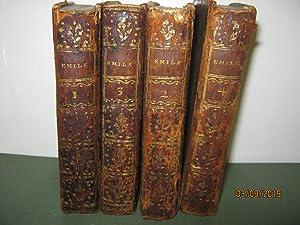 Emile, Ou De L'education. Tome Premier Tome: Rousseau, J. J.