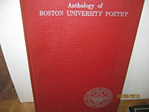 Anthology Of Boston University Poetry