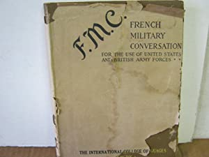 F.M.C. French Military Conversation