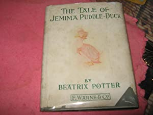 The Tale of Jemima Puddle- Duck: Potter, Beatrix