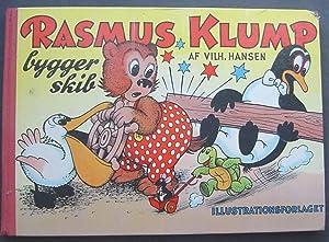 Rasmus Klump, bygger skib: Vilh Hansen