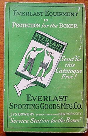 Everlast Boxing Record 1925: Ripley, Robert