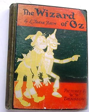 The Wizrd of Oz, The New Wizard: Baum, L.Frank ,
