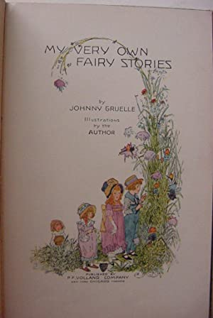 My Very Own Fairy Stories: Johnny Gruelle