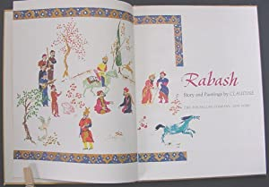 Rabash, Inscribed by the Author: Claudine