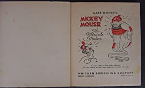 Mickey Mouse the Miracle Maker: Walt Disney