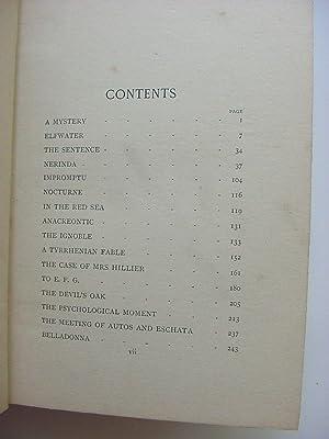 Unprofessional Tales: Normyx, Norman Douglas