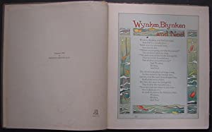 Wynken Blynken and Nod and Other Child Verses: Eugene Field