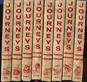 Journeys Through Bookland Volumes 1-8: Sylvester, Charles, editor