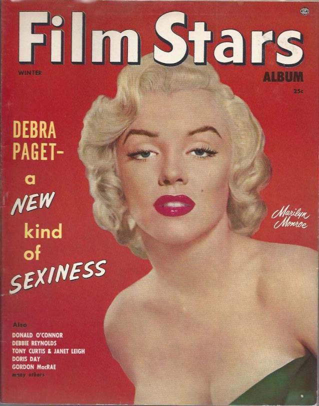 Film Stars (Winter, 1953), n/a