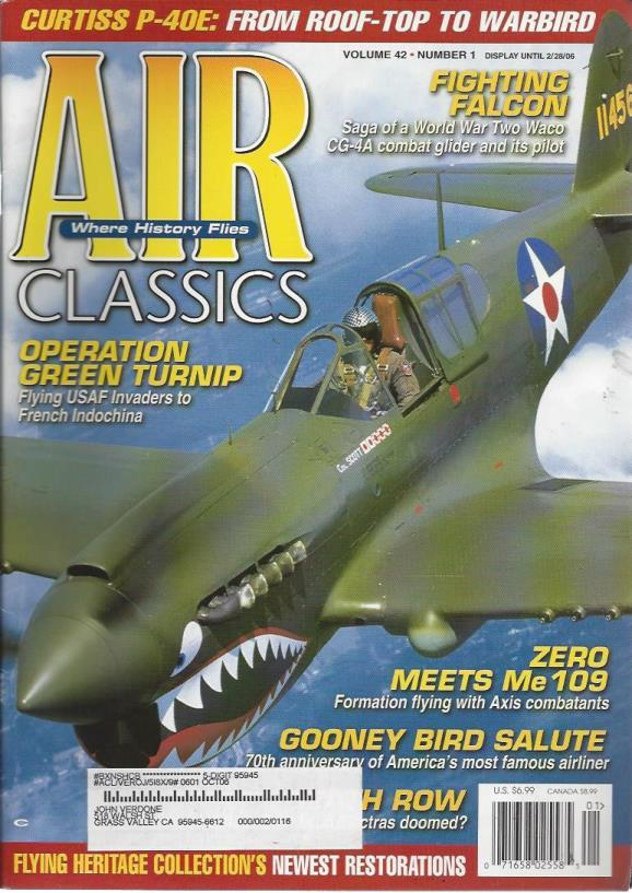 Air Classics (January, 2006), Air Classics Magazine
