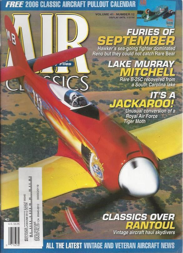 Air Classics (December, 2005), Air Classics Magazine