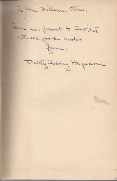 *SIGNED* Sunward I've Climbed: The Story of John Magee, poet and soldier, 1922-1941