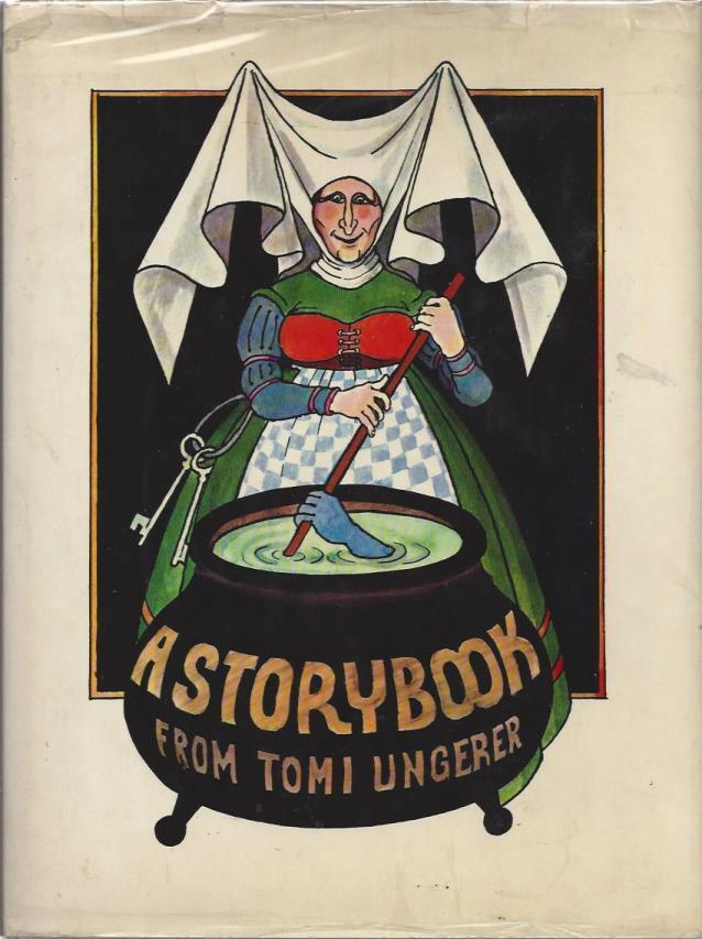 a story book, Ungerer, Tomi
