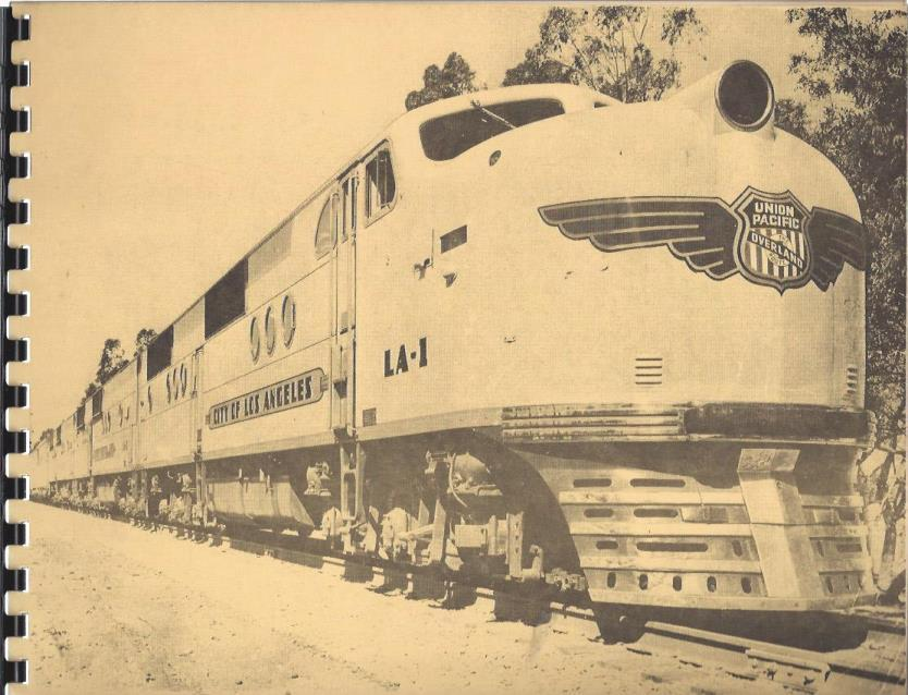The Union Pacific Railroad (Circa 1940): Reprinted July 1981 with the Permission of The Union Pacific Railroad Company by Skokut Search & Find, Glendora, California