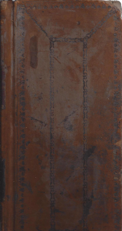 Rebound 1855-1856 Business Ledger, unknown
