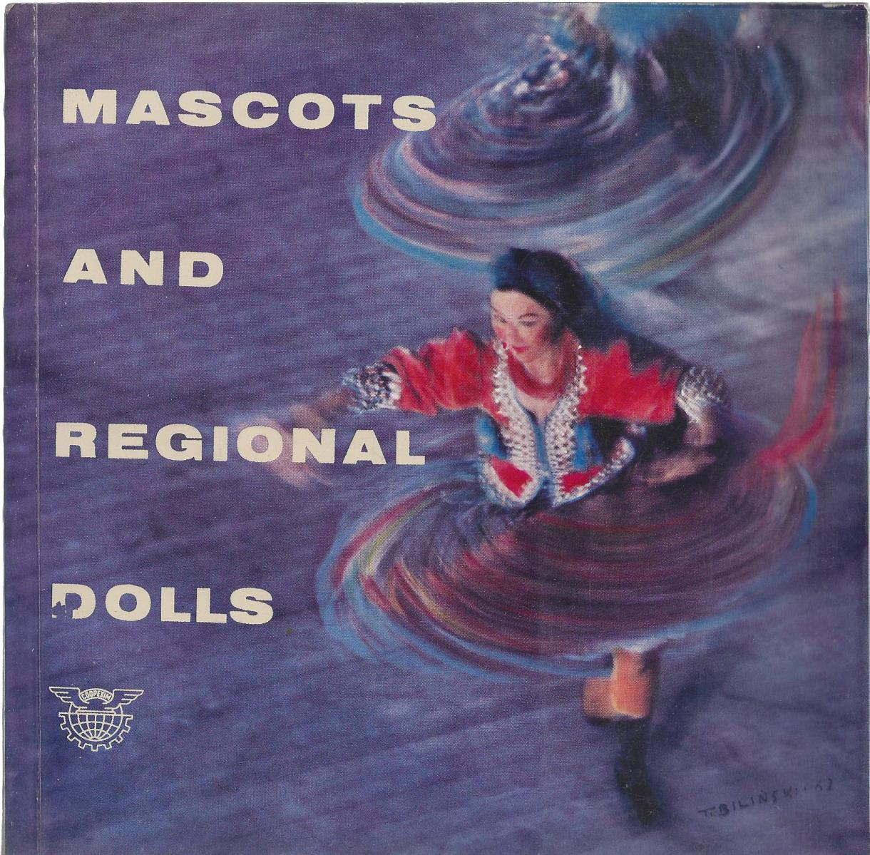 Mascots and Regional Dolls, Co-operative Company for Foreign Trade