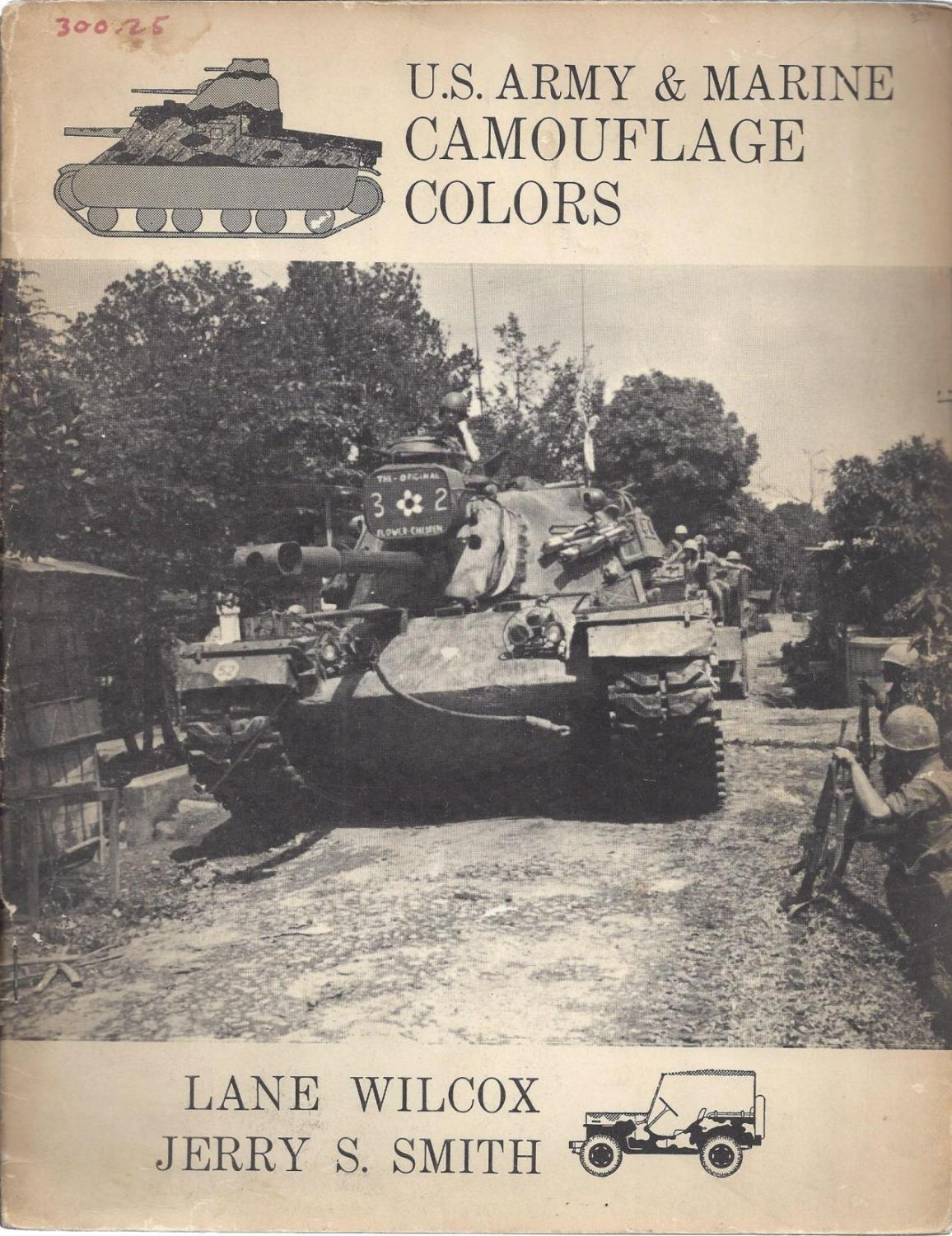 U.S. Army & Marine Camouflage Colors, Wilcox, Lane; Smith, Jerry S.