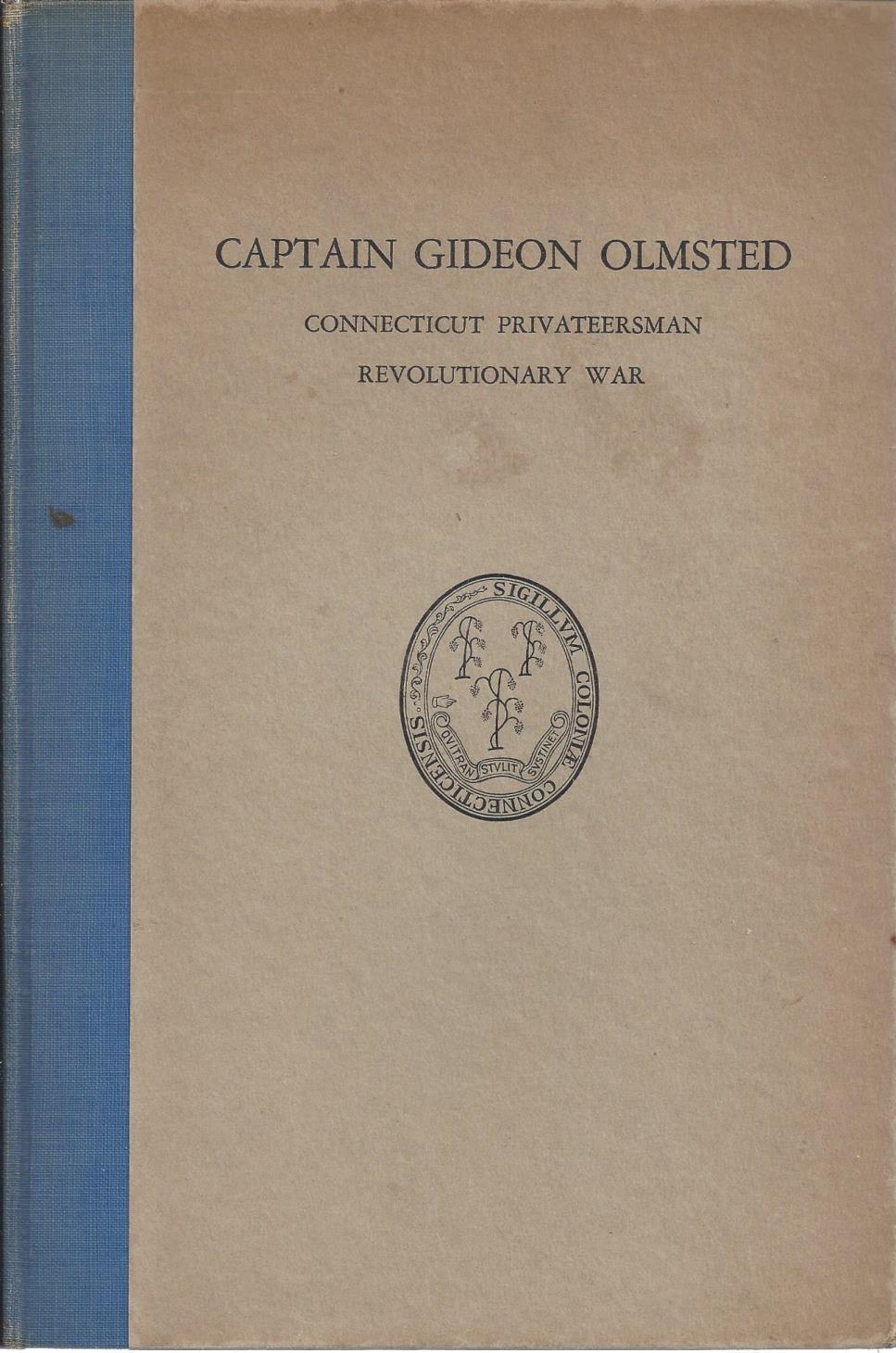 Captain Gideon Olmsted, Middlebrook, Louis F.