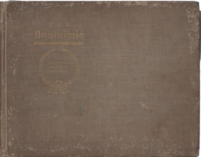 The Bonhomie (Volume Three), Students of Furman University