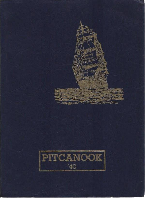 Pitcanook '40 (1940, volume 13, yearbook of the Yakima Valley Academy, Granger, Washington), Associated Students of Yakima Valley Academy