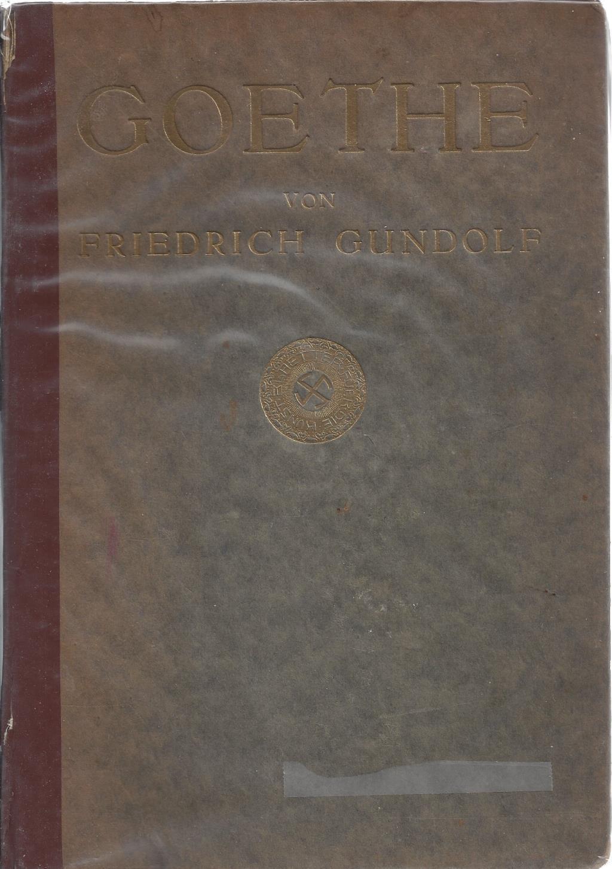 Goethe, Friedrich Gundolf
