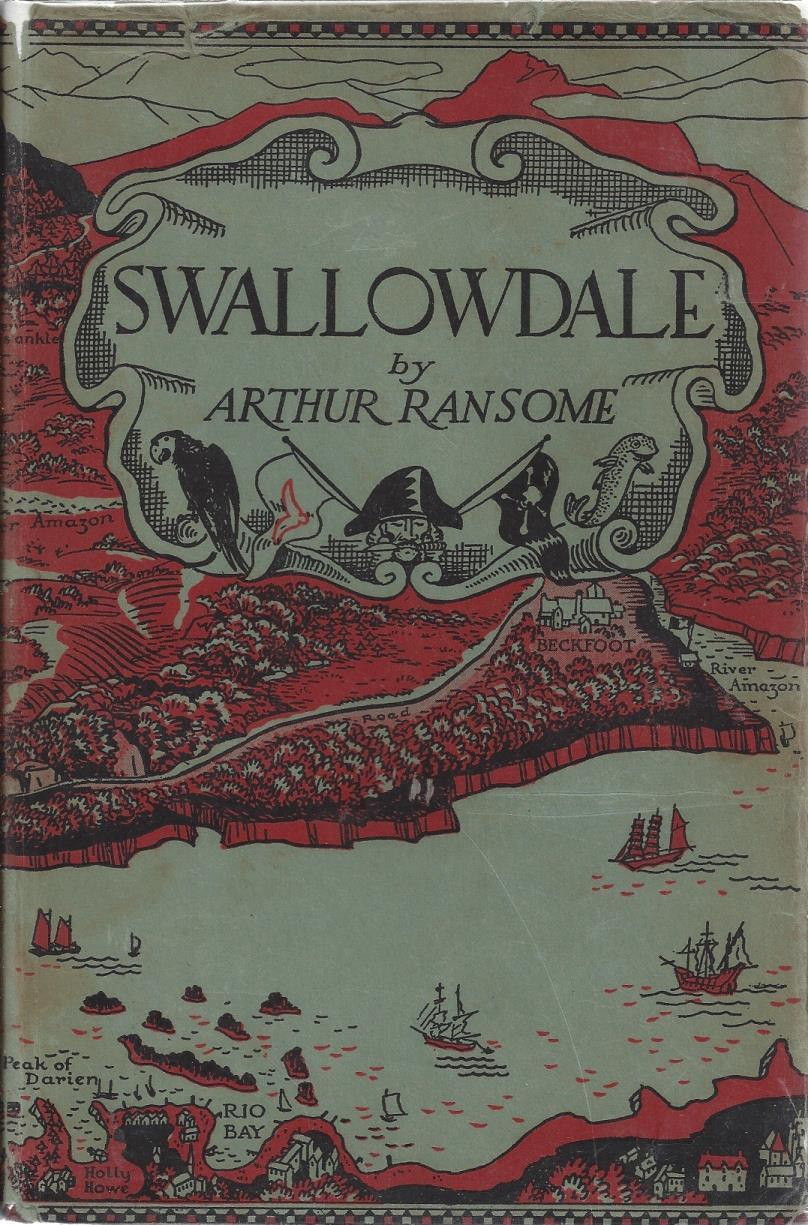Swallowdale, Arthur Ransome; Helene Carter [Illustrator]