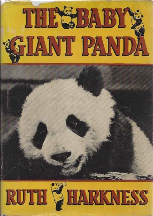 The baby giant panda,, Harkness, Ruth