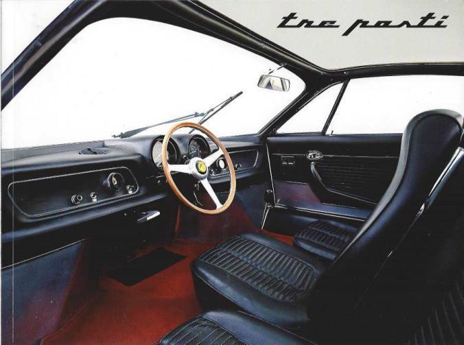 The Pasti: 1966 Ferrari 365 P Berlinetta Speciale