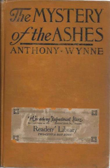 The mystery of the ashes,, Wynne, Anthony