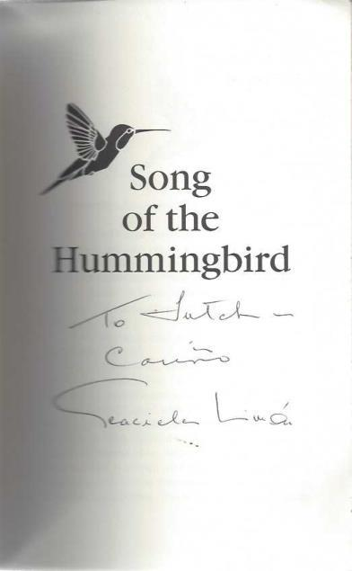 Song of the Hummingbird, Graciela Limon