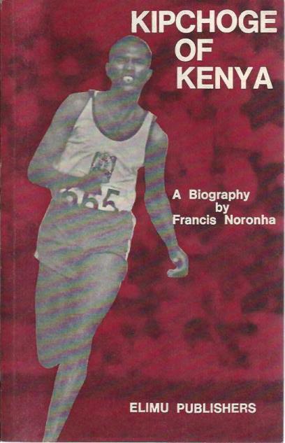 Kipchoge of Kenya.