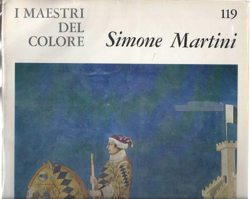 I Maestri del Colore, No.119: Simone Martini, Fratelli Fabbri Editori