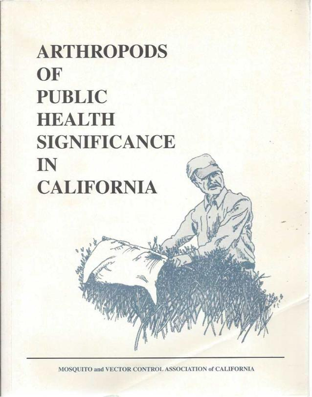Anthropods of Public Health Significance in California, Richard P. Meyer; Minoo B. Madon