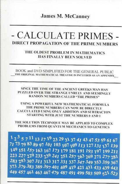 Calculate Primes-Direct Propagation Of The Prime Numbers