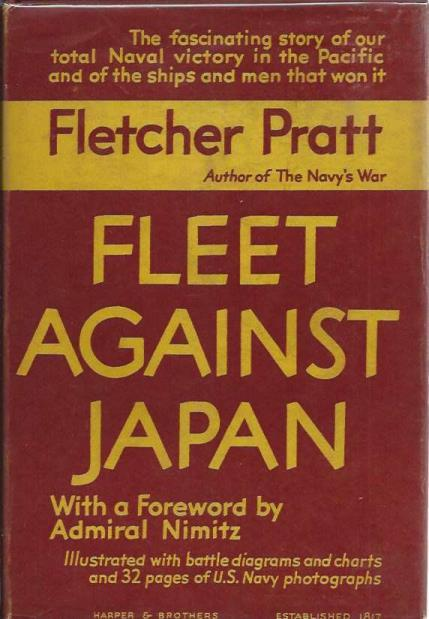 Fleet against Japan,, Pratt, Fletcher