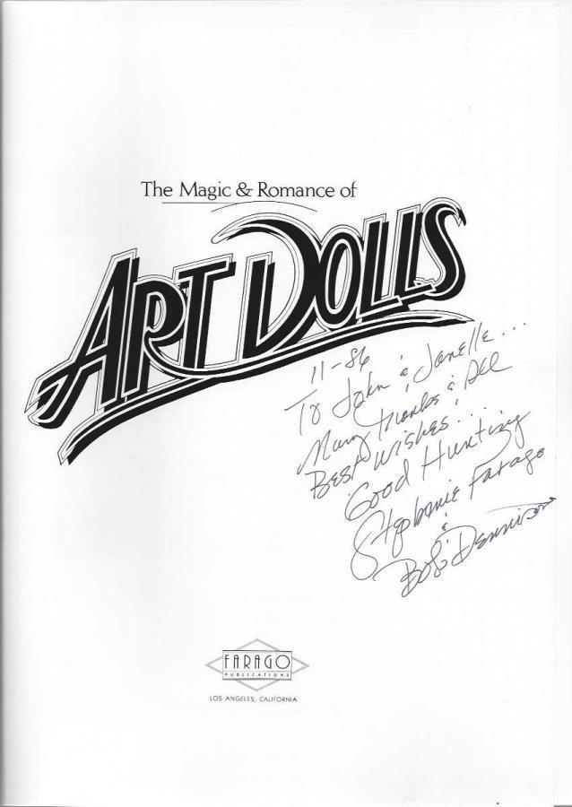 The Magic and Romance of Art Dolls, Farago, Stephanie