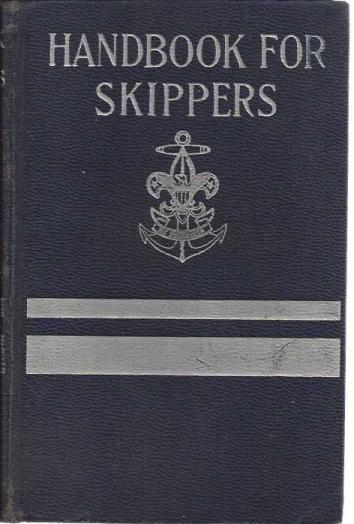Handbook for Skippers, Menninger, William C.