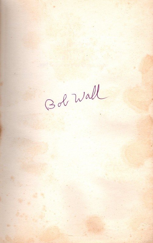 *SIGNED* Who's Who in the Martial Arts and Directory of Black Belts