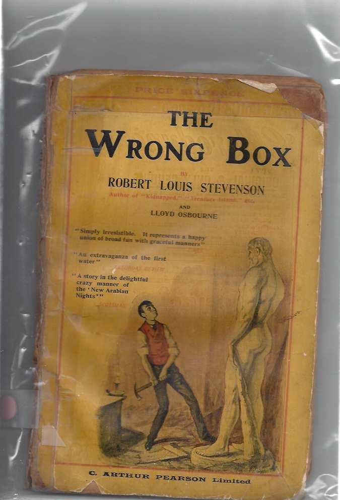 The Wrong Box, Robert Luis Stevenson and Lloyd Osbourne
