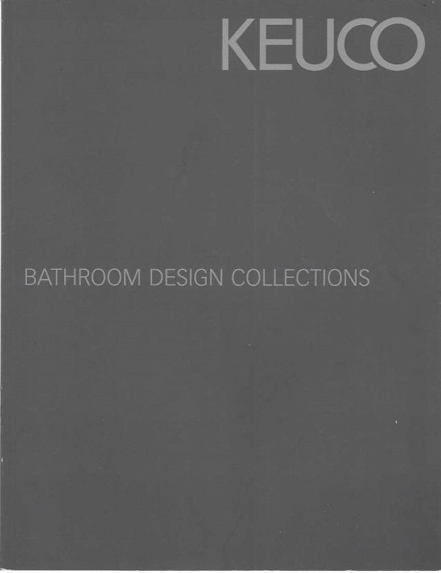 Bathroom Design Collections, Keuco