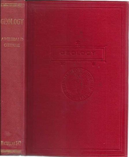 Class-Book of Geology,, Geikie, Archibald (prof.)