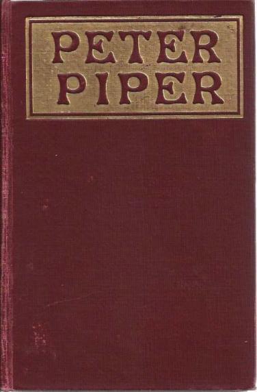 Peter Piper, Doris Egerton Jones